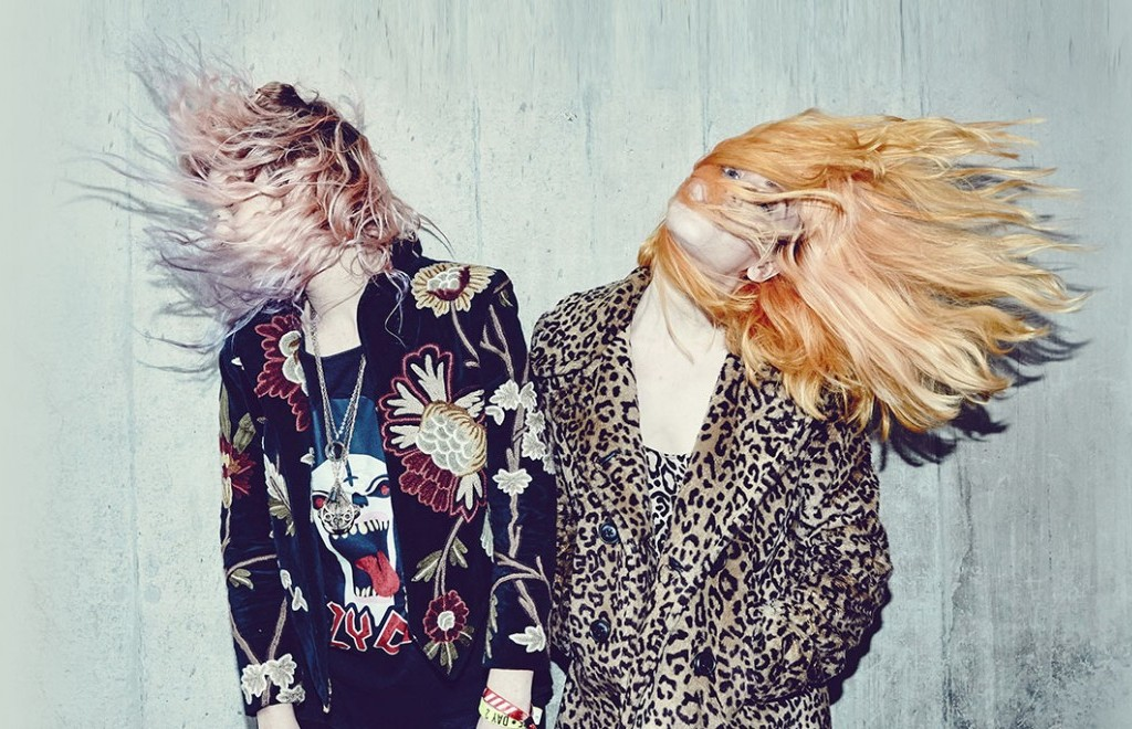 Win This: Deap Vally at Islington Assembly Hall, London on 16th September 2016