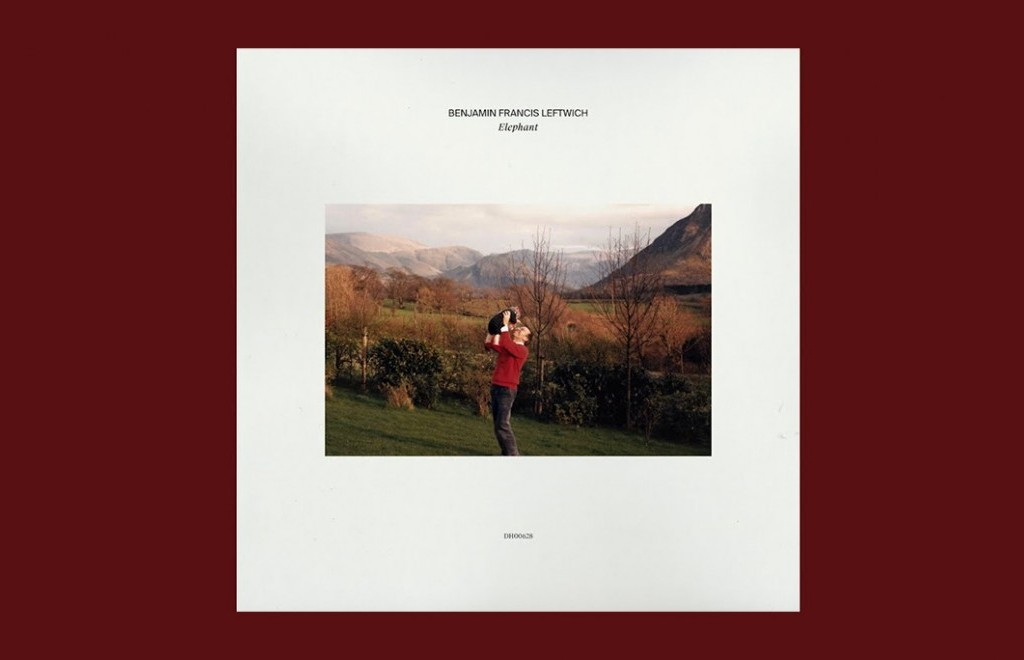Listen To This: Benjamin Francis Leftwich - Elephant EP