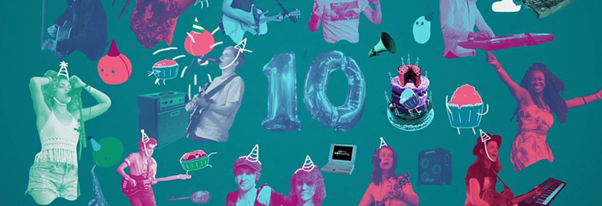 BBC Introducing - Celebrating 10 Years