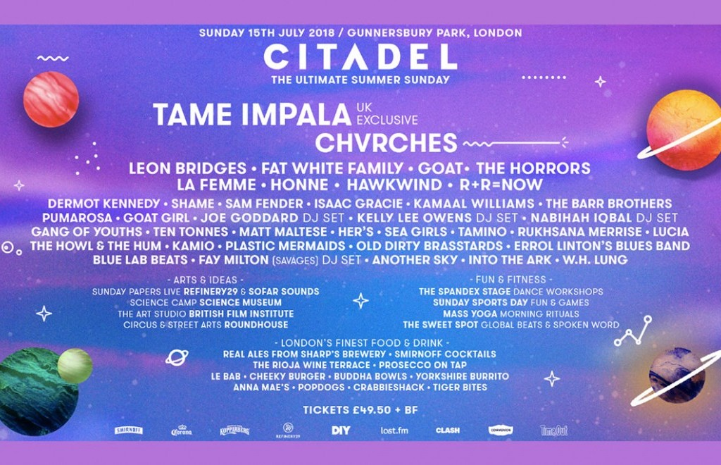 Go To This: Citadel - 1 month countdown