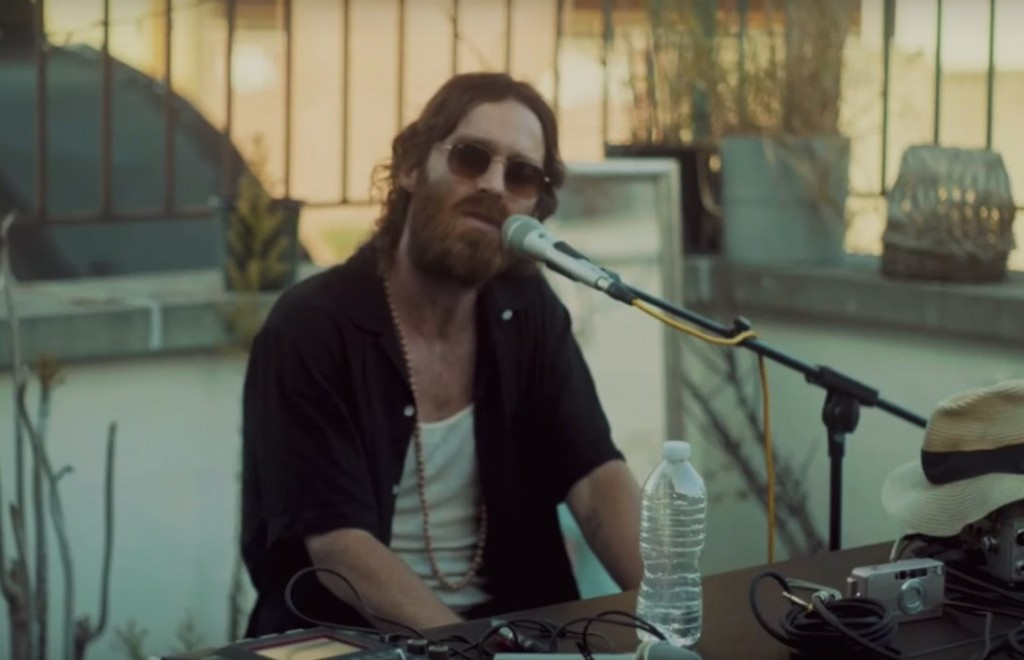 Nick Murphy - Dangerous (Live from Orchard Street)