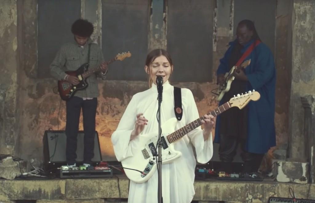 Rosie Lowe - Mango (Live)
