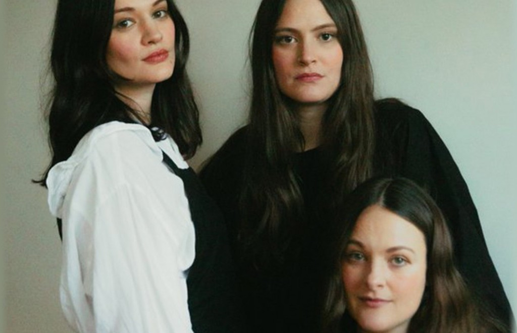 The Staves - Present Good Woman, live from Lafayette