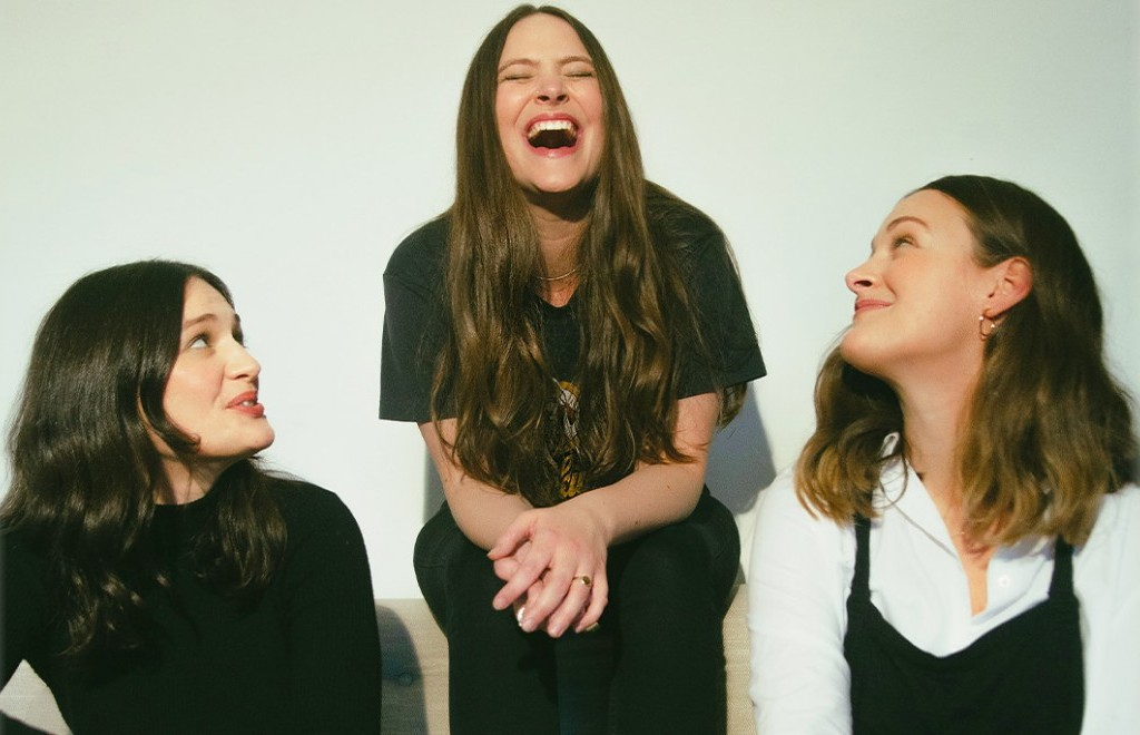 The Staves - Good Woman Livestream