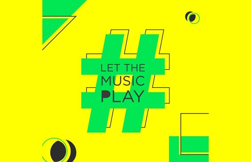 #LetTheMusicPlay