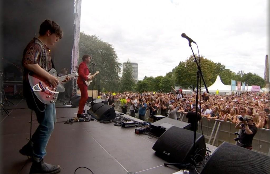 Watch This: Sea Girls - TRNSMT Performance