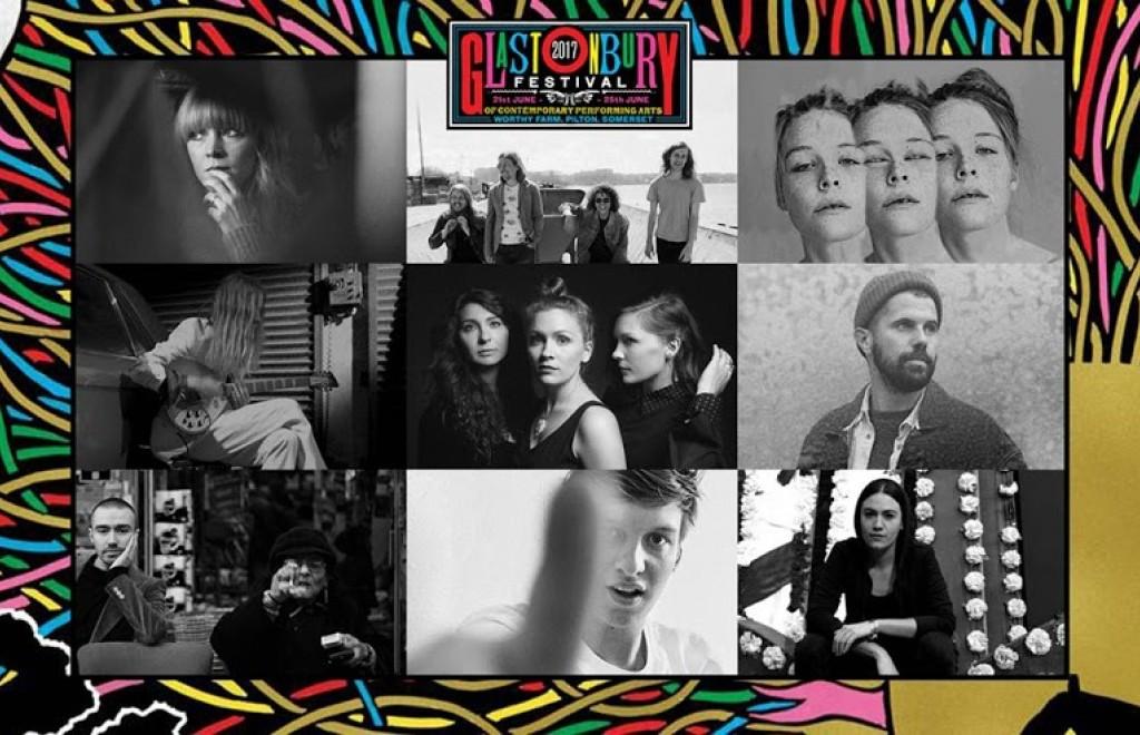 Watch This: Communion Artists - Glastonbury Festival