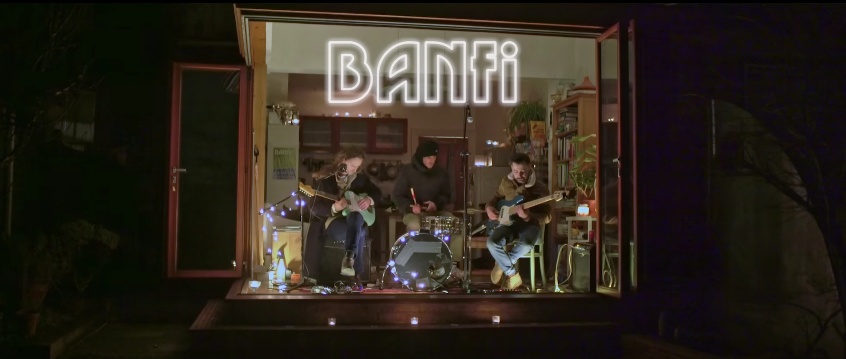 Banfi - Mercy Street (Kitchen Session)