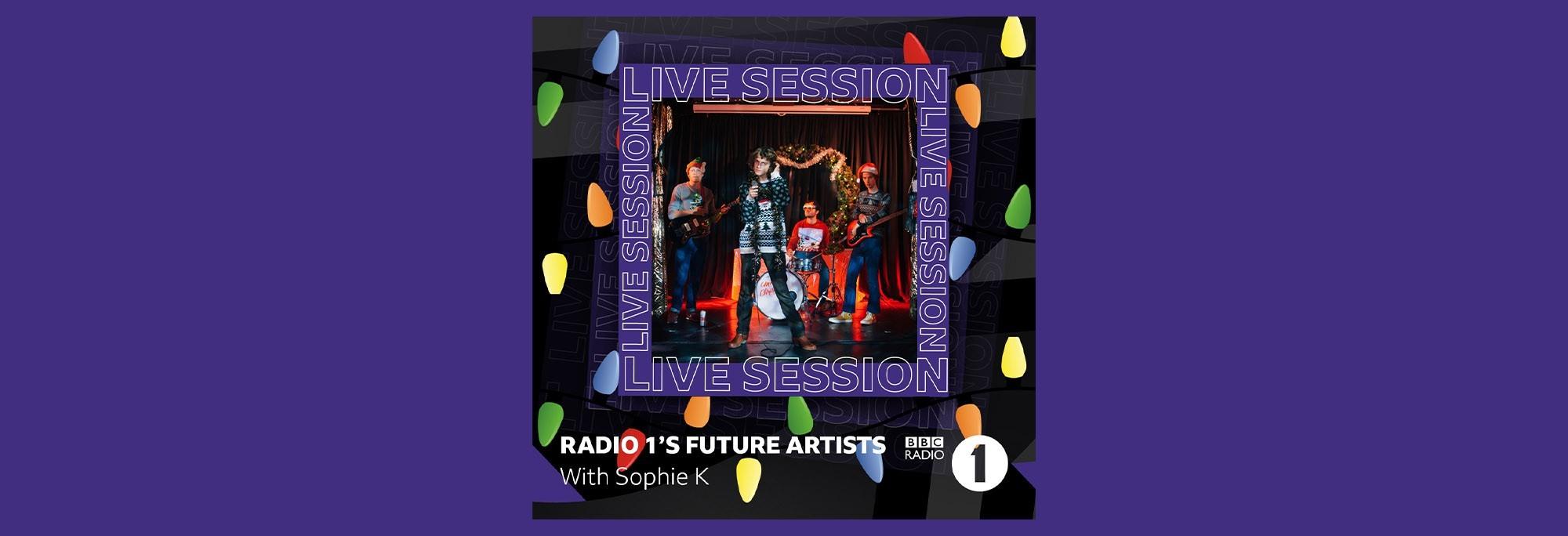 Buzzard Buzzard Buzzard - Radio 1 Future Artists Session