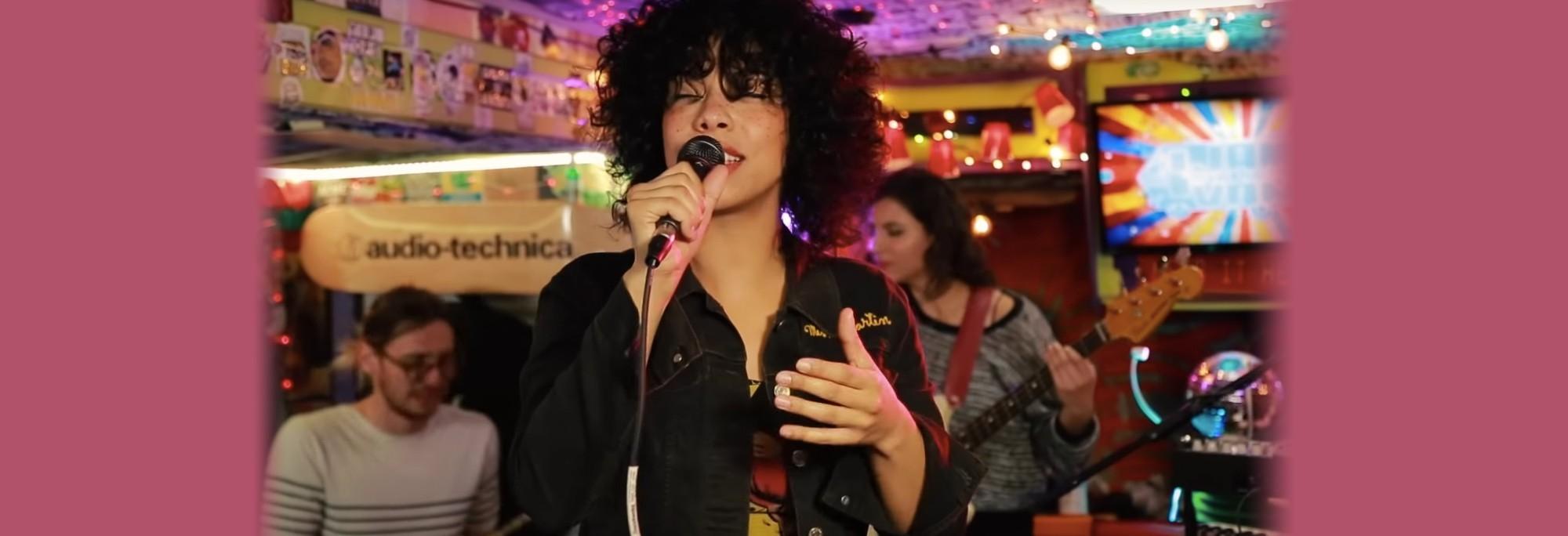Monica Martin - Thoughtless (JITV)