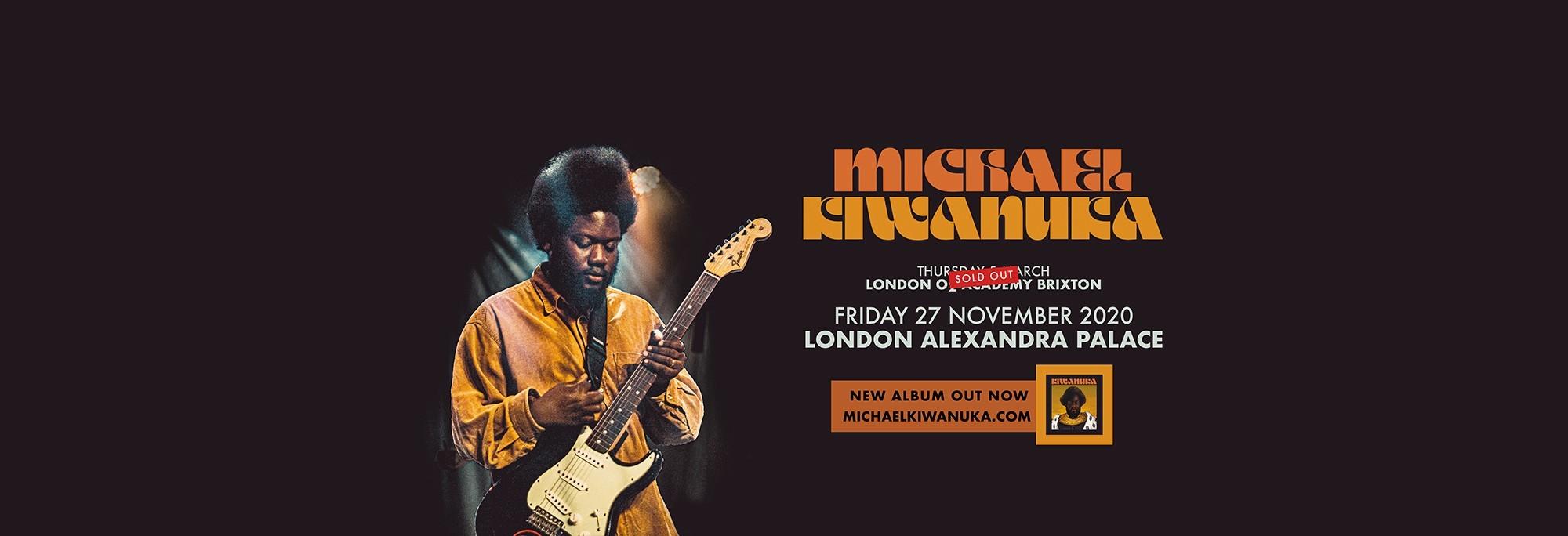 Michael Kiwanuka - Alexandra Palace