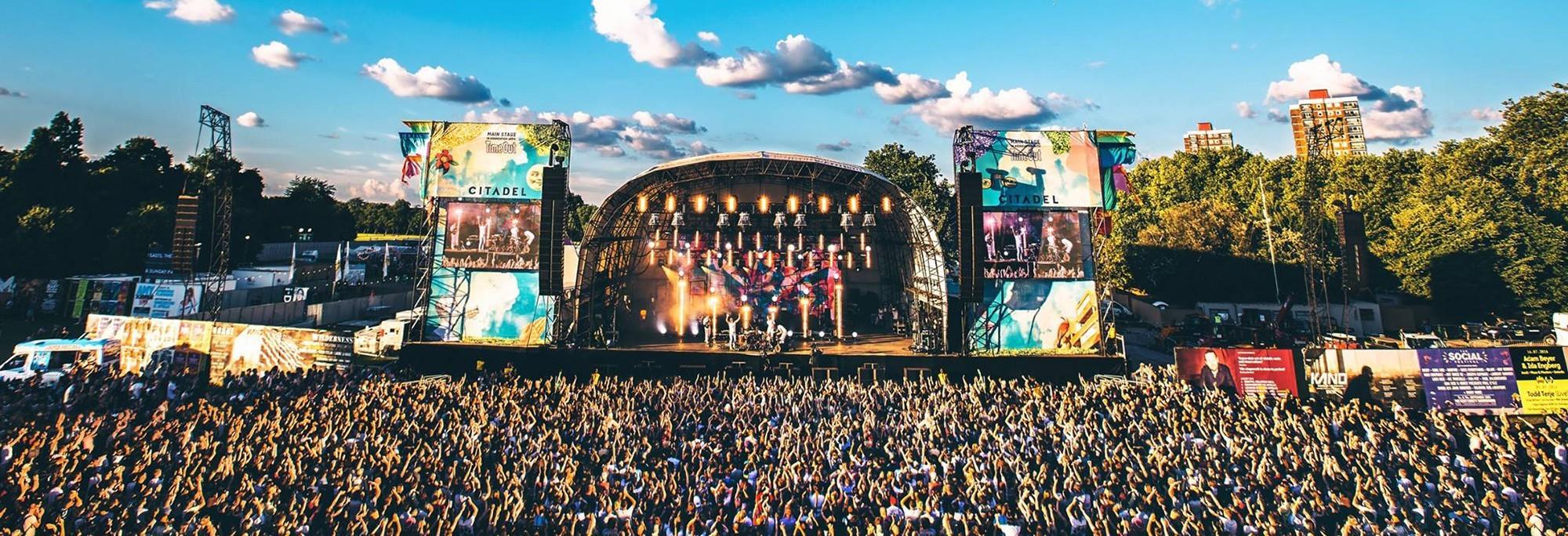 Citadel Festival - Victoria Park, London