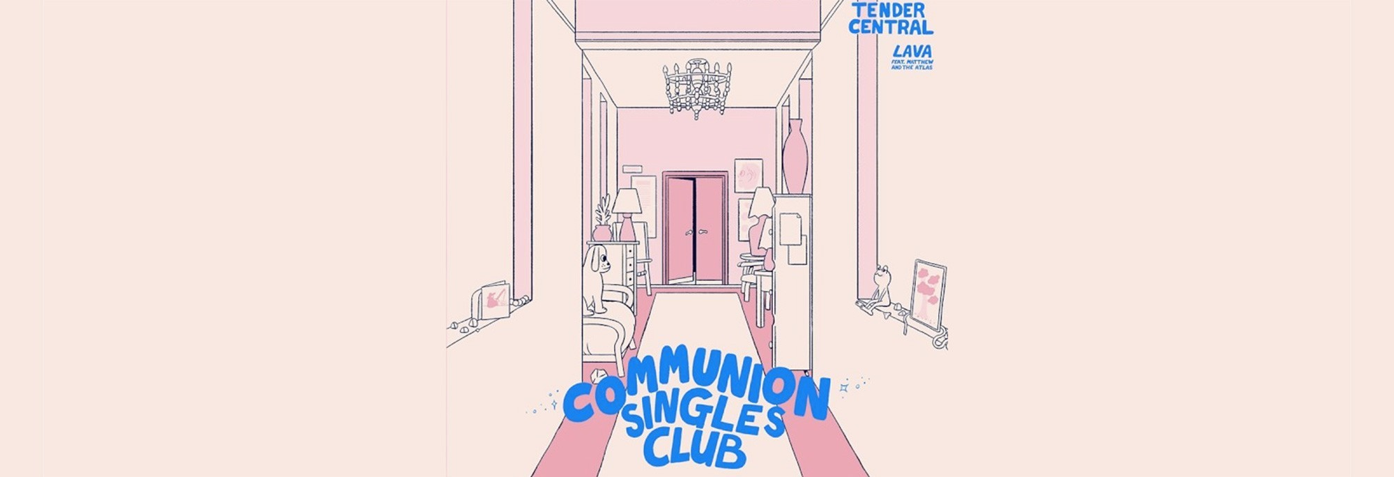 Communion Singles Club - Annual Subscription