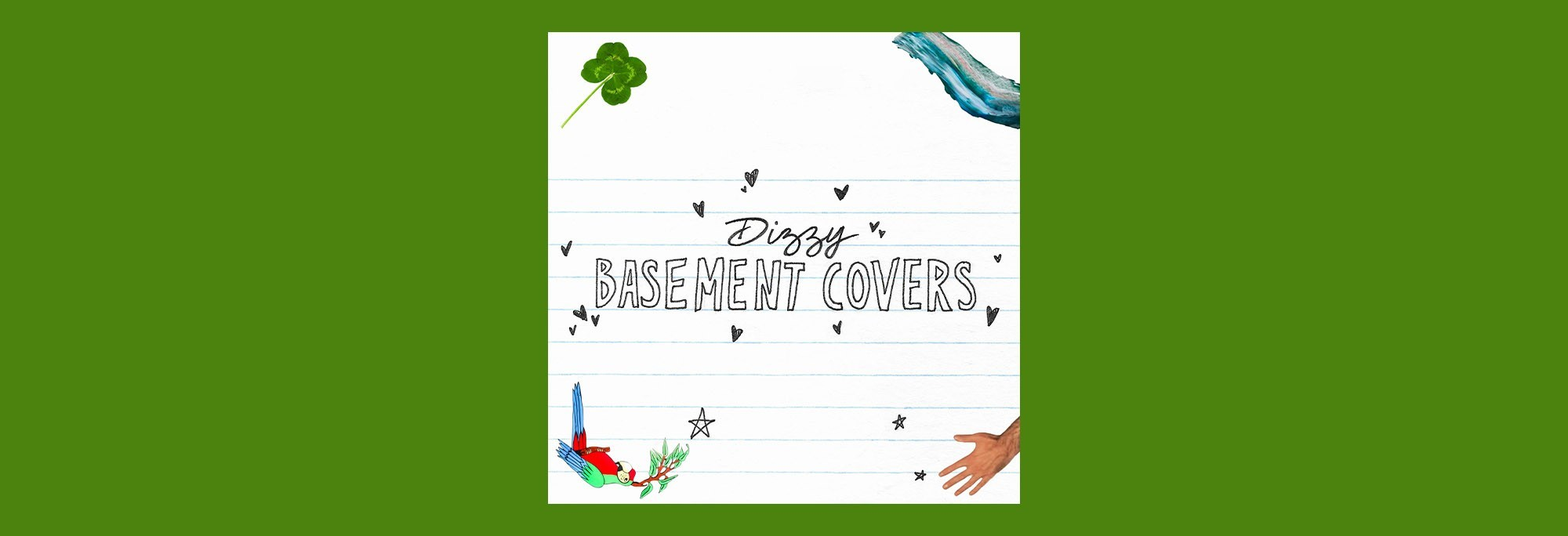Dizzy - Basement Covers EP