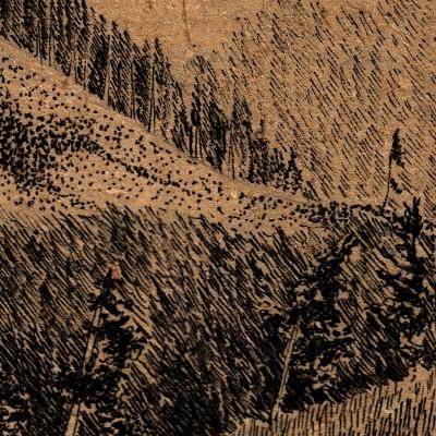Distance Makes Mountain Mountains - Instrumental - Chartreuse - Distance Makes Mountains Mountains