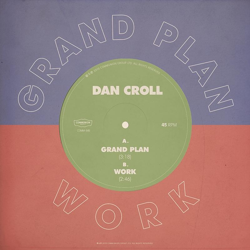 Grand Plan / Work Release Artwork