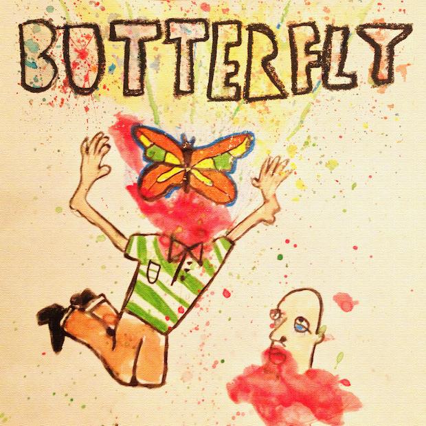Butterfly Release Artwork