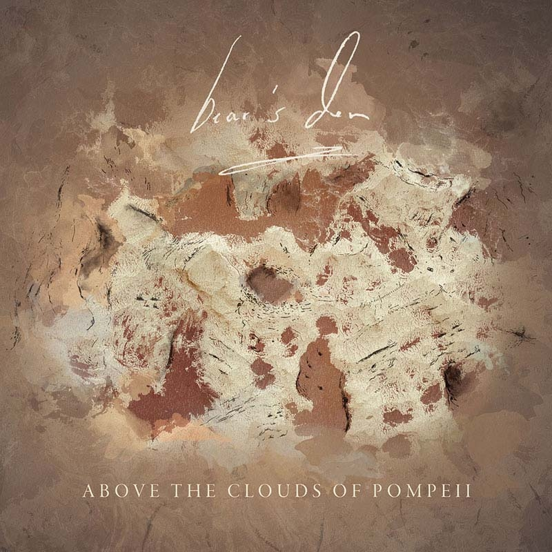 Above the Clouds of Pompeii Release Artwork
