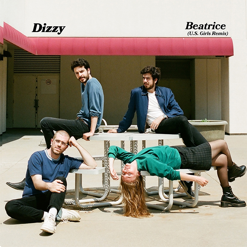 Beatrice (U.S. Girls Remix) Release Artwork
