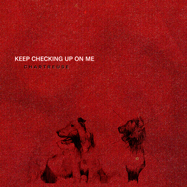 Keep Checking Up On Me EP Release Artwork