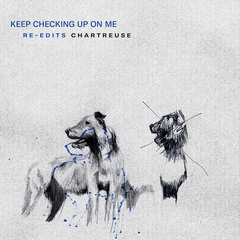 Release Artwork: Keep Checking Up On Me (Re-Edits)