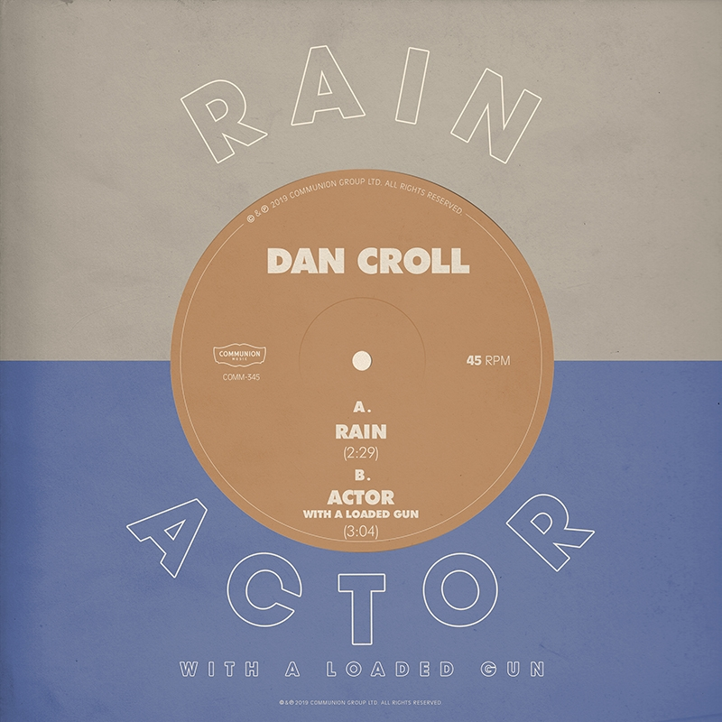 Rain / Actor With A Loaded Gun Release Artwork