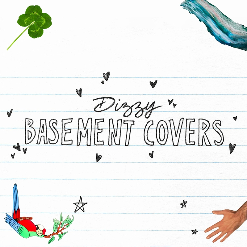 Basement Covers EP Release Artwork