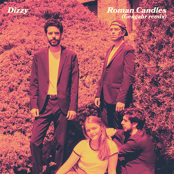 Roman Candles (Gengahr Remix) Release Artwork