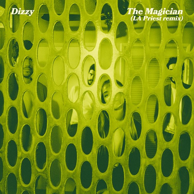 The Magician (LA Priest Remix) Release Artwork