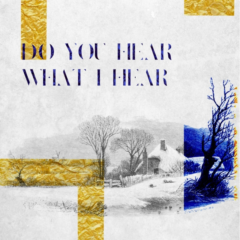 Do You Hear What I Hear? Release Artwork