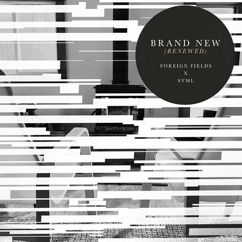 Release Artwork: Brand New (Renewed) (x SYML)