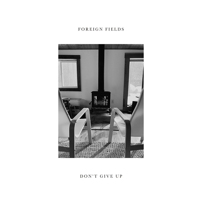 Don't Give Up Release Artwork