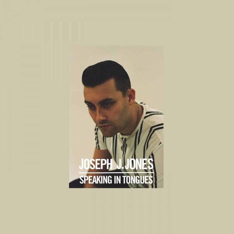 Speaking In Tongues Release Artwork