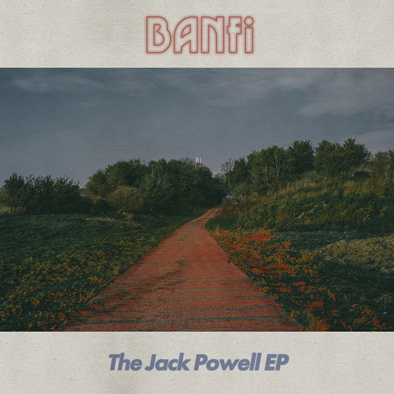 The Jack Powell EP Release Artwork