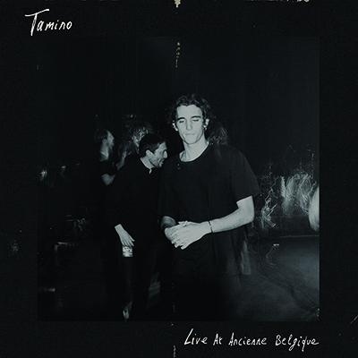 Live At Ancienne Belgique Release Artwork