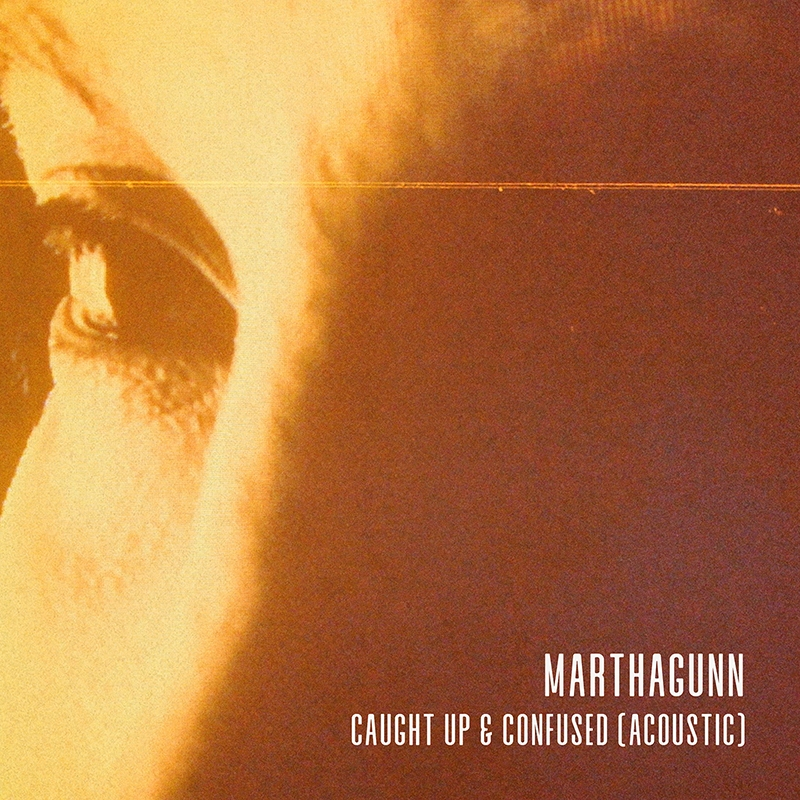 Caught Up & Confused (Acoustic) Release Artwork