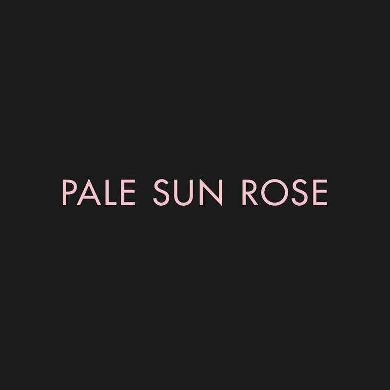 Pale Sun Rose Release Artwork