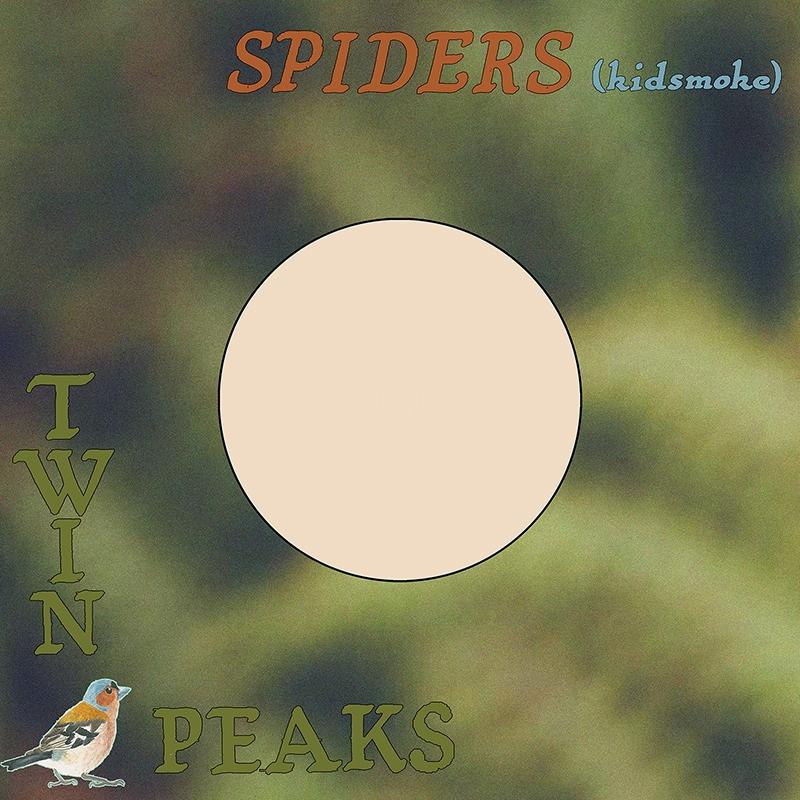Spiders (Kidsmoke) Release Artwork