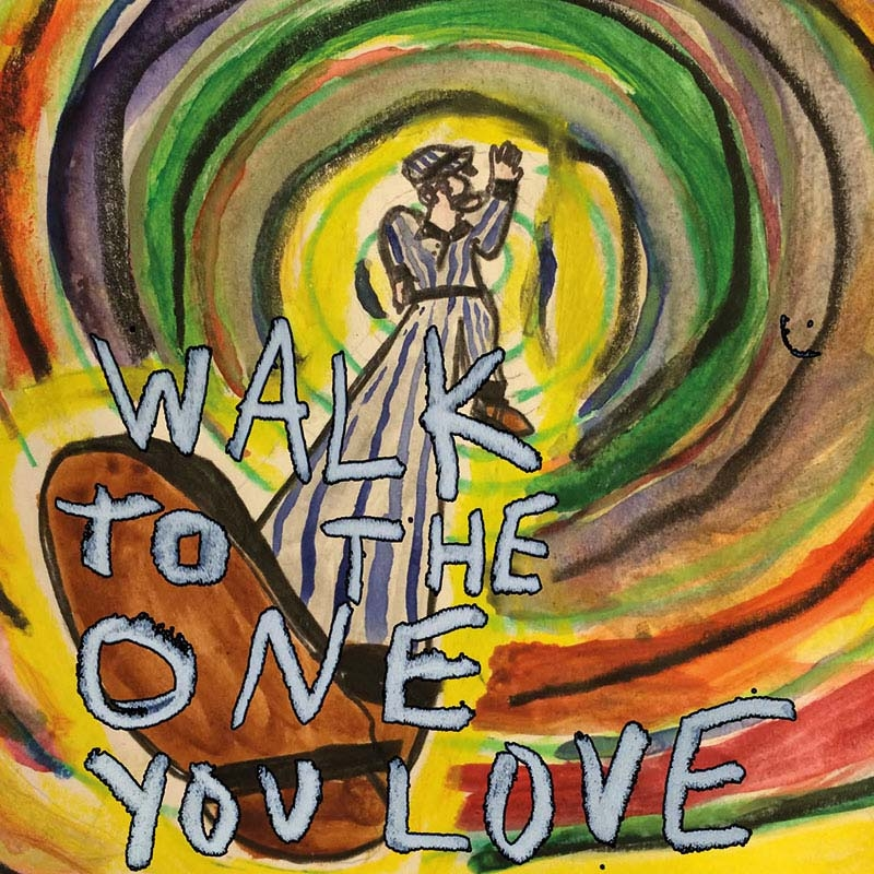 Walk to the One You Love Release Artwork