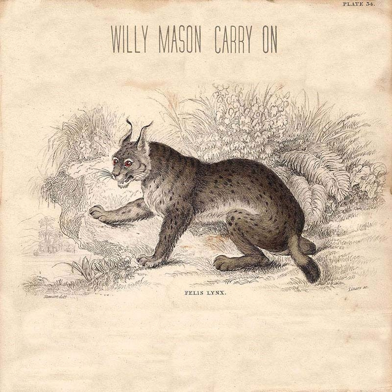 Carry On Release Artwork
