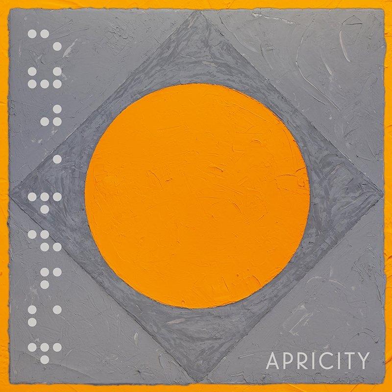 Apricity (Album) Release Artwork