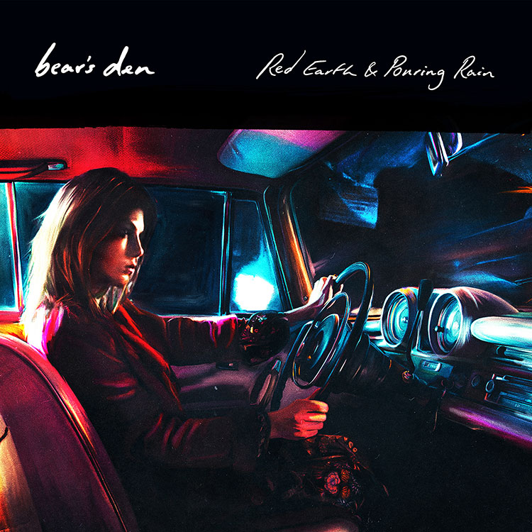 Red Earth & Pouring Rain Release Artwork
