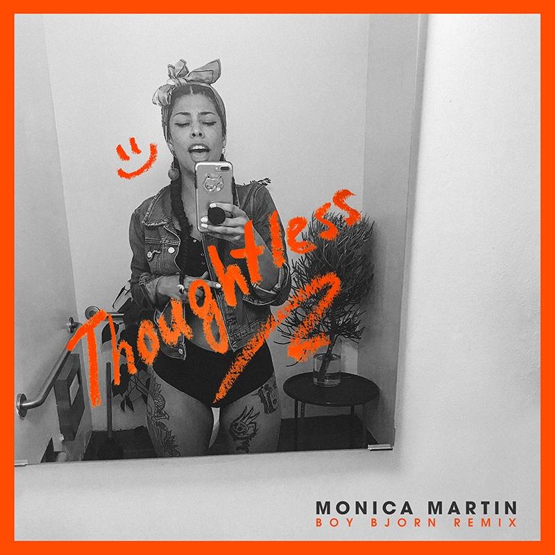 Release Artwork: Thoughtless (Boy Bjorn Remix)