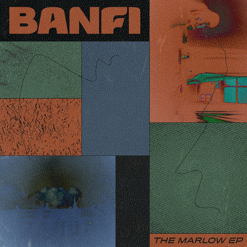 The Marlow EP Release Artwork
