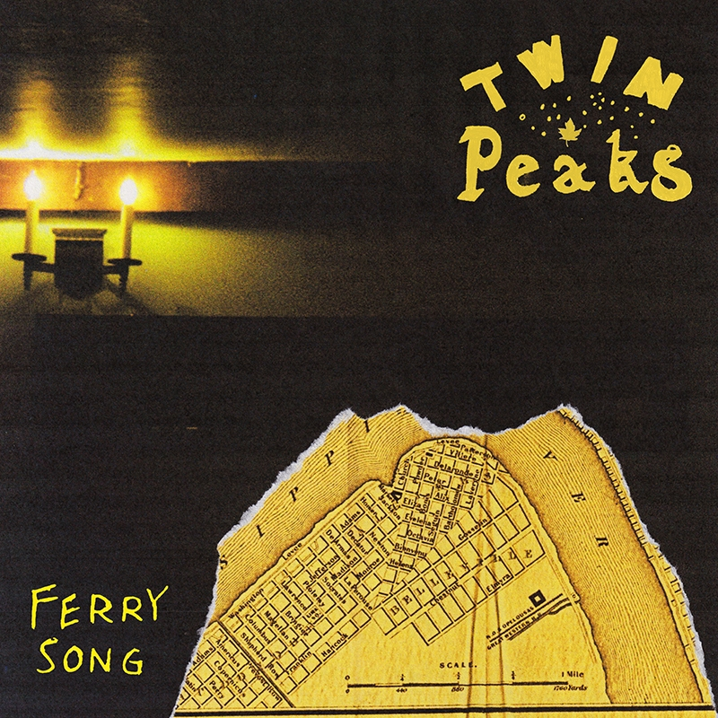 Ferry Song Release Artwork